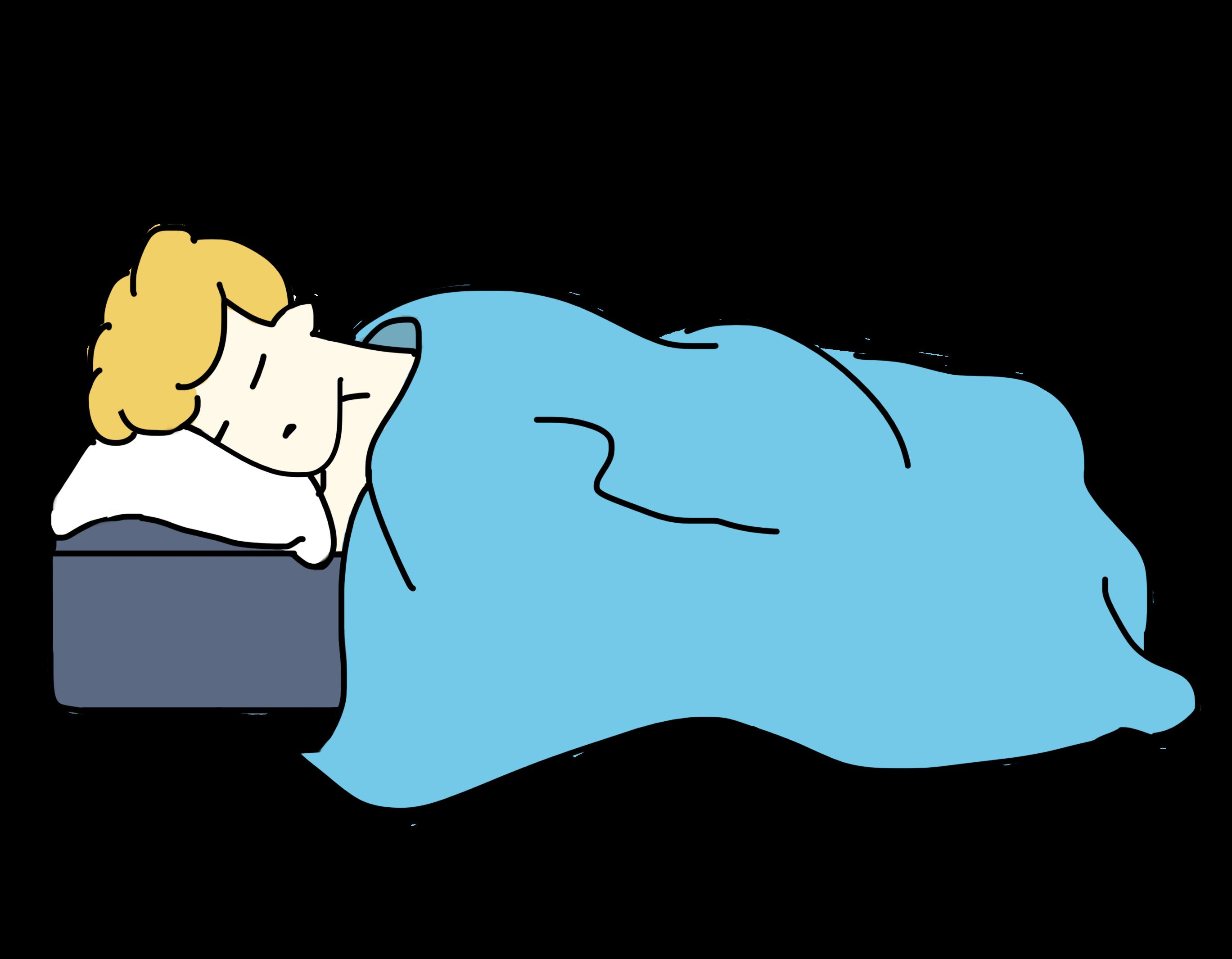 背後痘痘發生原因 睡覺床單