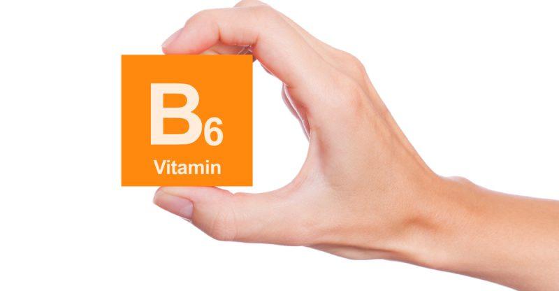 改善背痘問題  吃維他命B6 B2